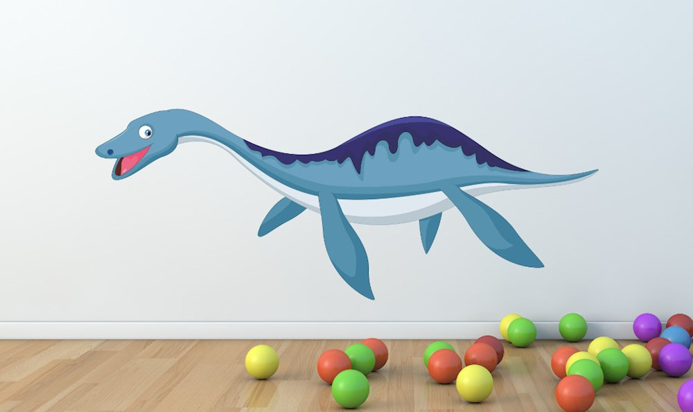 dino sticker dinosaurier wandtattoo kinderzimmer. Black Bedroom Furniture Sets. Home Design Ideas