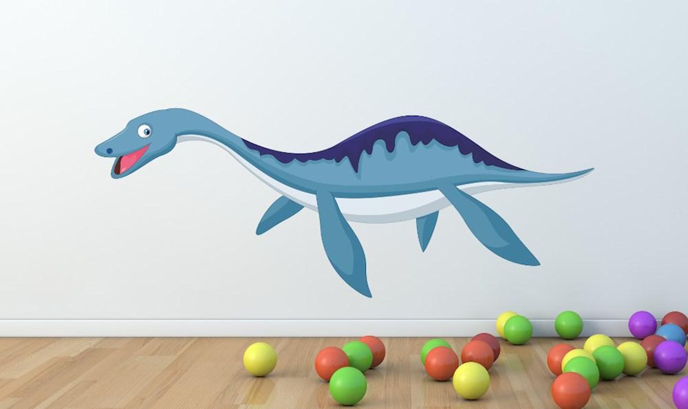 Dino sticker dinosaurier wandtattoo kinderzimmer - Wandtattoo dinosaurier ...