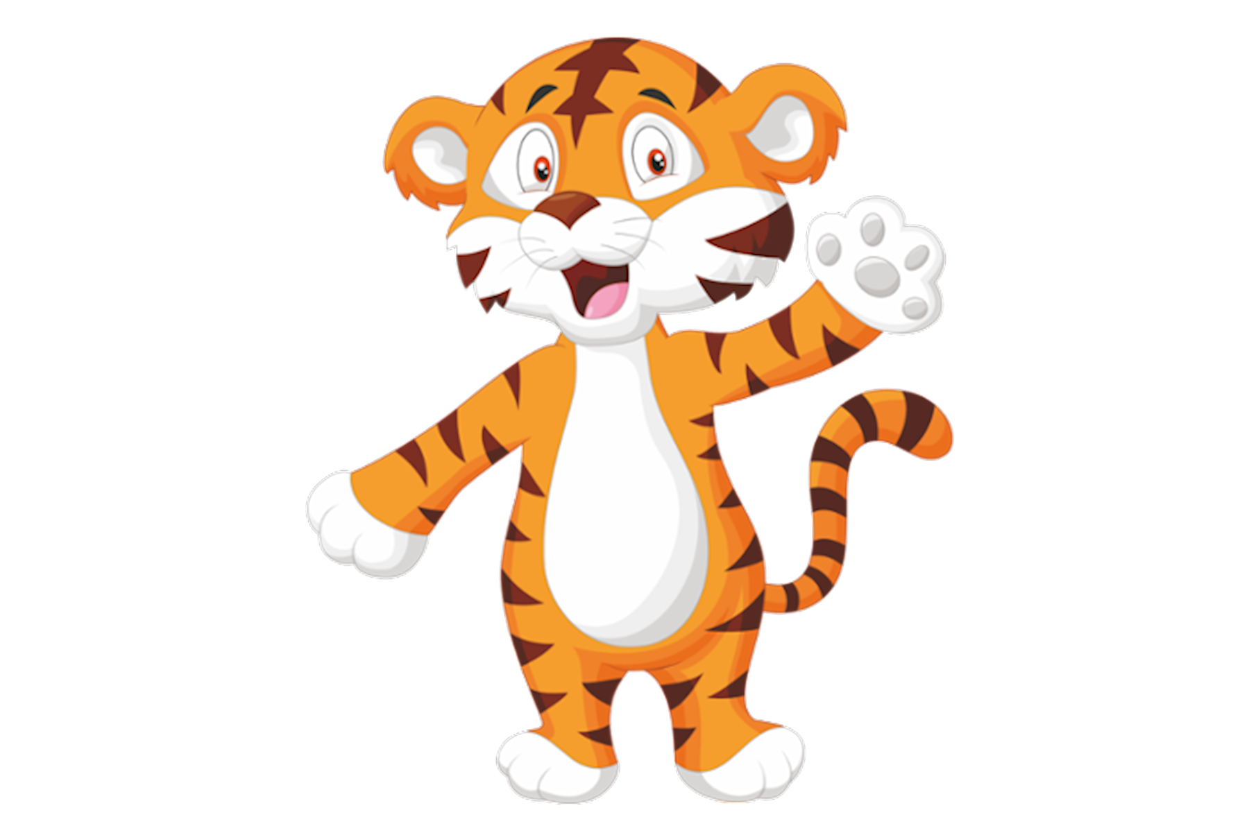 Тигрята картинки для детей